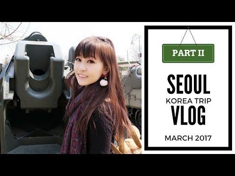 SEOUL TRAVEL GUIDE: BEST KOREAN BBQ & CUTEST CAFE IN SEOUL   KOREA VLOG PART II
