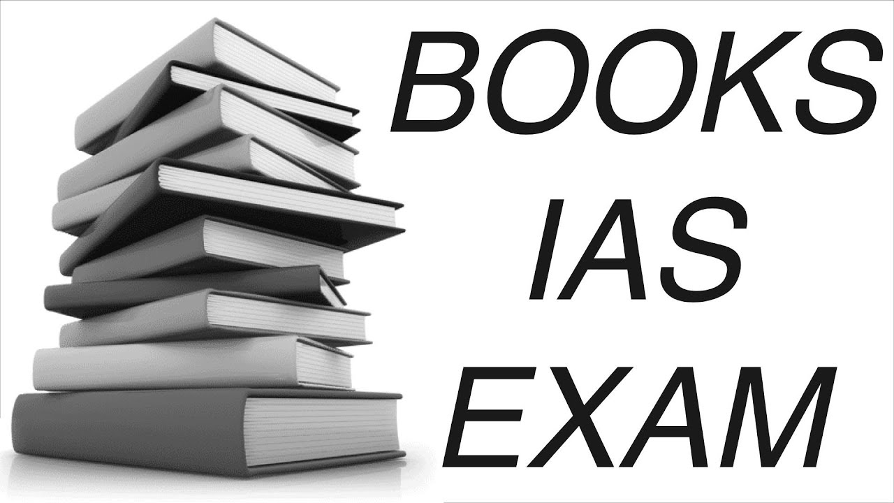 books for ias exam upsc