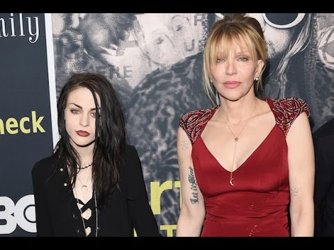Frances Bean Cobain Talks About Dad Kurt Cobain