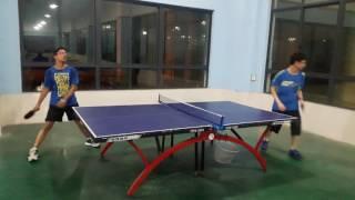 Table Tennis Match India vs China