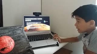 Eurekando: Minha Jornada - Arthur Abou - Que tal uma aventura espacial?