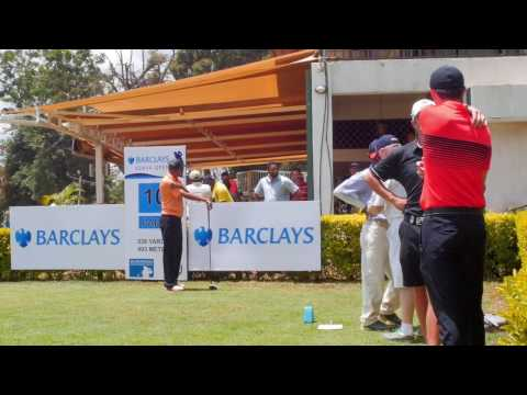 2017 Barclays Kenya Open - Sports Kenya launch sponsorship