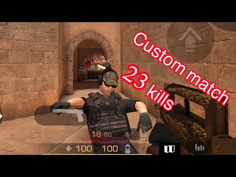 Enjoy Custom match【standoff2 gameplay】