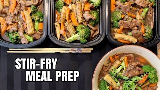 How to Meal Prep - Ep. 12 - STIR-FRY