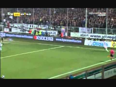 I  gol di Alessandro Matri  nella Juve stagione 2010-2011 (1 parte)