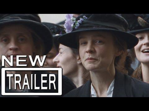 Suffragette Trailer Official - Carey Mulligan, Meryl Streep