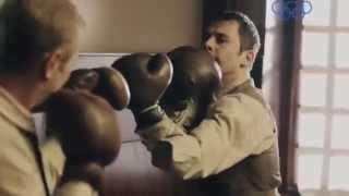 Шерлок Холмс и доктор Ватсон ( уроки бокса )