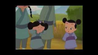 【disney】Mulan2  Lesson number one (Cantonese version) 花木蘭2 「第一天的課」