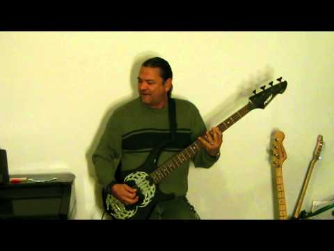 """Bass Cover """"American Girl"""" By Tom Petty"""