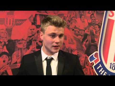 Oliver Shenton | Young Player of the Season 2014/15