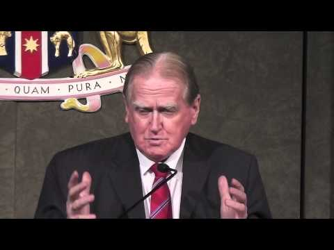 CDP Annual Dinner 2013 Fred Nile