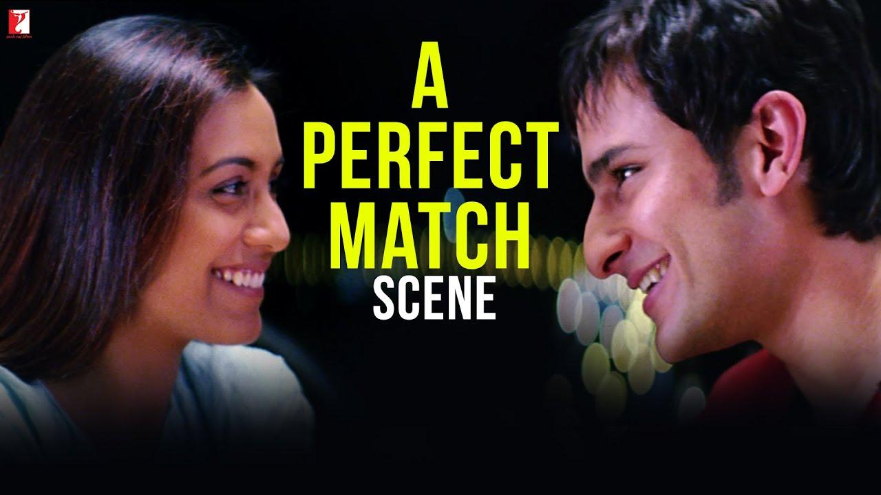 Download A Perfect Match | Scene | Hum Tum | Saif Ali Khan, Rani Mukerji | Award Winning Scene