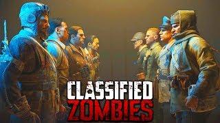 CLASSIFIED EASTER EGG ENDING CUTSCENE (Black Ops 4 Zombies Classified Ending Easter Egg)