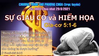 HTTL THÀNH LỢI - Chương trình thờ phượng Chúa - 29/08/2021