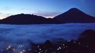 Wisata Dieng Sunrise Bukit Sikunir
