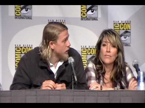 Sons of Anarchy SDCC 2010 Part 1 of 3