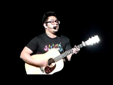 Andrew Garcia Part 1 Somebody To Love Live - YTF Vancouver