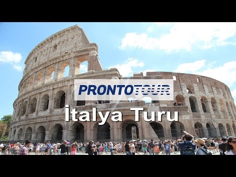 İtalya Turu - Prontotour