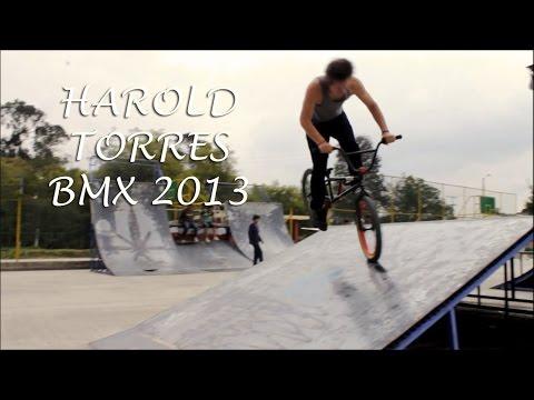Harold Torres BMX CHIA - 2013