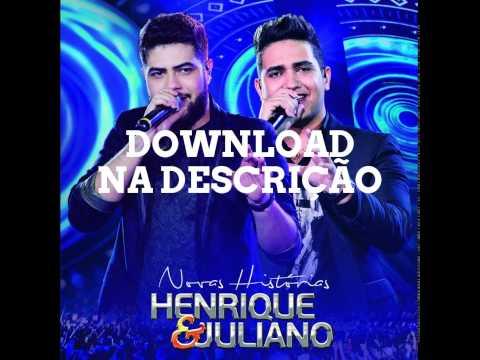 DOWNLOAD CD:Henrique e Juliano - Novas Histórias