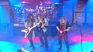 Tesla - Cumin' Atcha Live - RARE 3 Guitar Jam!