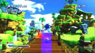"""What If..."" Sonic Generations' Green Hill had Lyrics?"