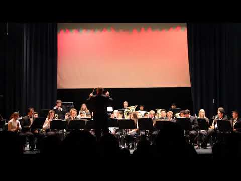 January 9th 2018 Wood River High School bands
