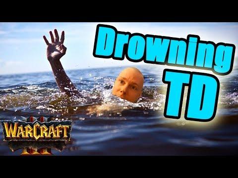 Warcraft 3   Custom   Drowning TD