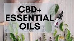 Sinus Tension Relief using CBD + Essential Oils