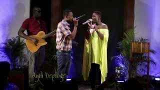 Special Roody Rood Boy & Rutshelle live on Ayiti Deploge