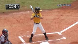 2017 Elite World Series - Texas Bombers vs Banditos (9U Championship)