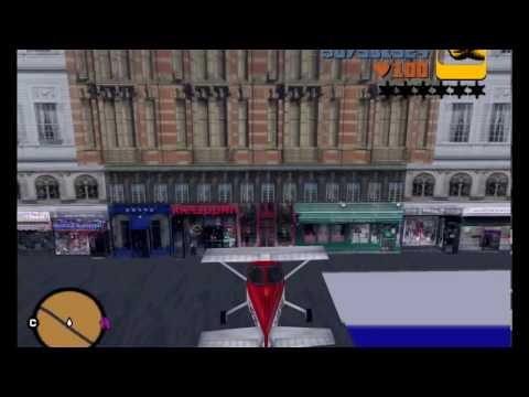 GTA 3 - как попасть в Город-Призрак!!!