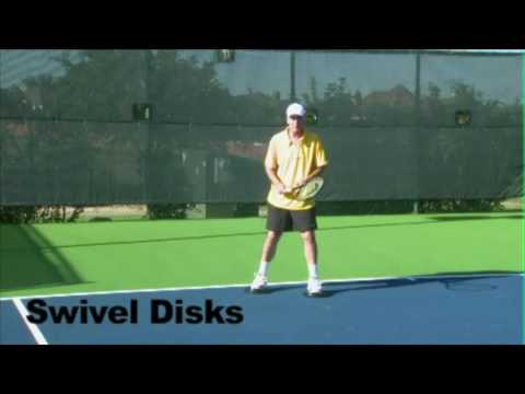 How To Improve Balance And Body Rotation In Tennis Shots