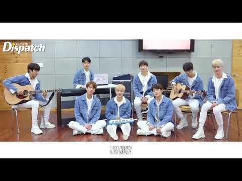 [Idols' Spring Playlist] The Boyz: Busker Busker - 'Cherry Blossom Ending'