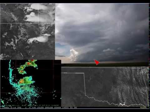 VISIT blog entry: 4 June 2015 GOES 1-minute imagery analysis