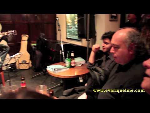 Eva Riquelme 22 enero 2014  tributo a LUIS EDUARDO AUTE