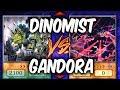 Duel Week: DINOMIST vs GANDORA (Yugioh Deck Mastery)