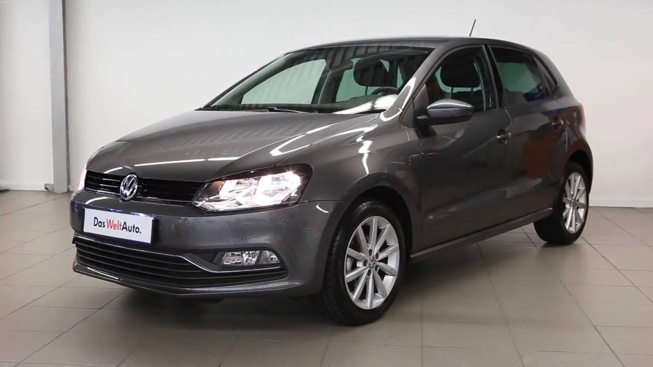 volkswagen polo occasion 1 4 tdi 90 bluemotion technology s rie sp ciale lounge gris poivre 2726. Black Bedroom Furniture Sets. Home Design Ideas