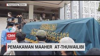 Lantunan Doa Iringi Pemakaman Maheer At-Thuwailibi