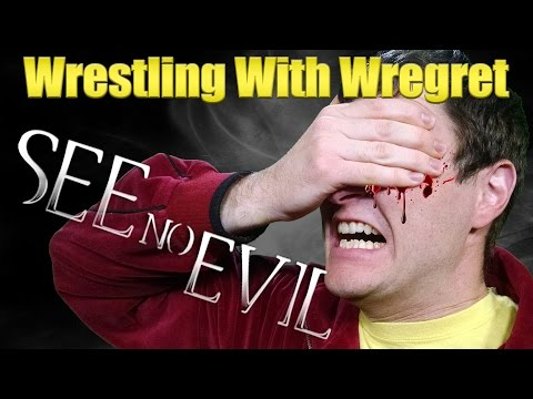 See No Evil (ft. The Horror Guru) | Wrestling With Wregret