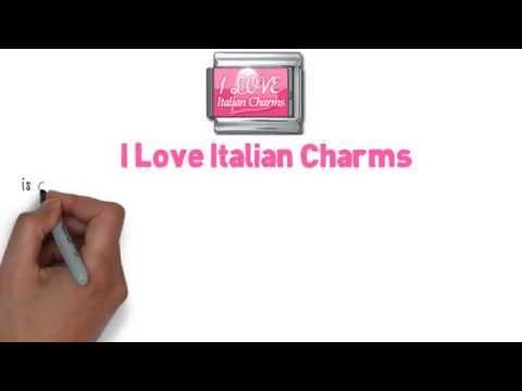 Italian charm - bracelet charms