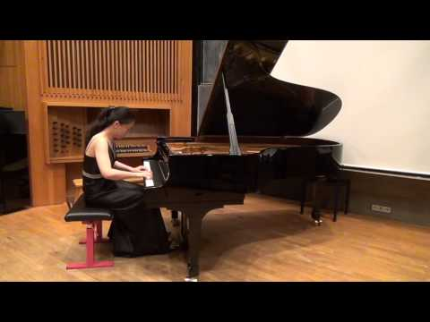 Mozart Sonata in F Major K533 1st movement