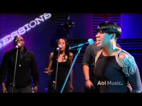 Fantasia - Free Yourself (AOL Music Sessions) 2010 HD