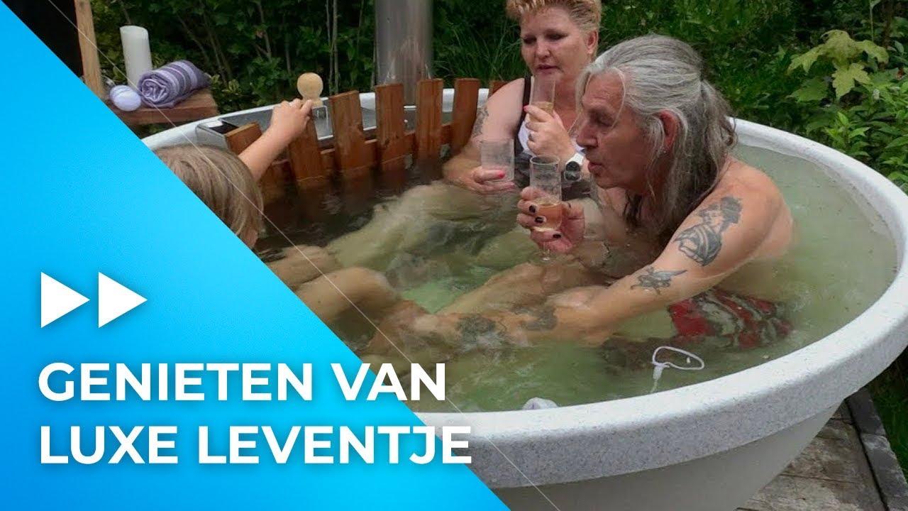 Van VOEDSELBANK naar LUXE RESTAURANT   Steenrijk, straatarm