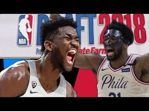 Joel Embiid RIPS APART Top 2018 NBA DRAFT Pick!