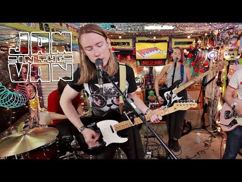 "MINIHORSE - ""Living Room Art""  (Live at Music Tastes Good in Long Beach, CA 2017) #JAMINTHEVAN"