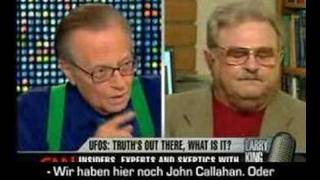 Teil 6: Larry King: UFO-debate: The UFO-Coverup?