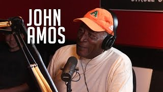 John Amos Talks Being Killed Off 'Good Times', 'Roots' Remake + Playing Football