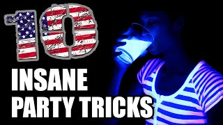 Repeat youtube video 10 Insane Tricks, for Summer Parties!