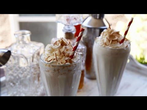 How to Make a Frosted Almond | Boozy Milkshakes | Allrecipes.com